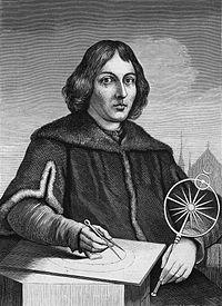 Николай Коперник - (1473–1543), польский астроном